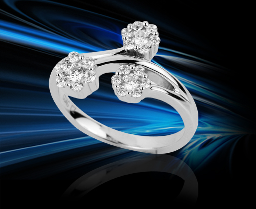 Kolekce Sperku Snubni Prsteny Web Diamonds Elegantni Snubni